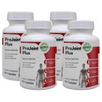 4 featured bottles of ProJoint Plus, a popular joint health supplement